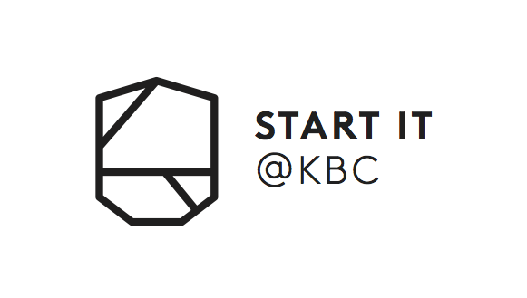 Logo of Start-it KBC