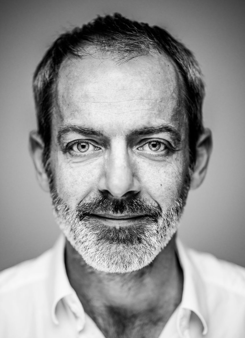 Headshot of David Dessers